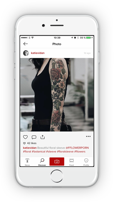 The world's largest platform for tattoo enthusiasts